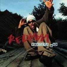 Whateva Man [2 Track Single] [Single] by Redman (Digital DownLoad, Apr-2010,...