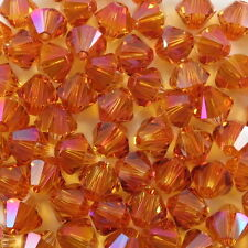 Genuine 5328 Swarovski Crystal BICONE Xilion 6 mm Various Colors  1 dozen 12pcs