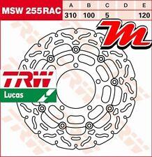 Disque de frein Avant TRW Lucas MSW 255 RAC pour Suzuki GSXR 750 WVCF 2006-2007