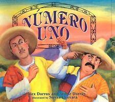 Numero Uno, Issues, Humor, Alex Dorros, Arthur Dorros, Susan Guevara, New, 2007-