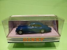 DINKY TOYS MATCHBOX  DY13B BENTLEY R CONTINENTAL 1955 - BLUE 1:43 - NM IN BOX