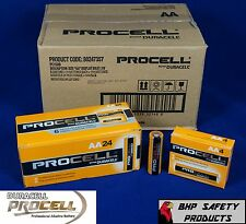 AA DURACELL PROCELL BATTERIES 288 PACK (288 BATTERIES) *ALWAYS FRESH INVENTORY*