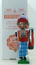 "STEINBACH GERMAN WOODEN  NUTCRACKER ""SPORT GOLFER""  S871 NEW"
