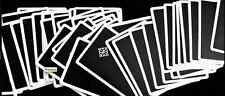 Ellusionist Madison Rounders Deck - Black - Playing Cards - Magic Tricks - New