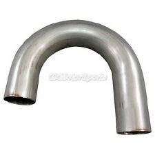 """CXRacing 2"""" J bend 304 Stainless Steel Mandrel Bend Pipe Tubing Tube"""