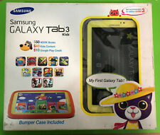 SAMSUNG SM-T2105 GALAXY TAB 3 KIDS ANDROID WIFI TABLET - YELLOW