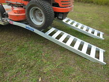Husqvarna Zero Turn Mower Ramps Curved 2.3 metres long x 390mm wide