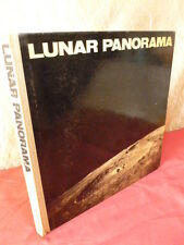 LUNAR PANORAMA Photographie guide Paul D.Lowman 101 planches de la lune
