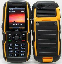 (Sprint) Sonim XP3410 Rugged Cell Phone PTT Clear ESN Good Condition