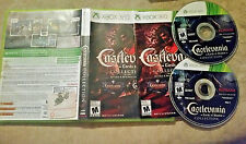 Castlevania: Lords of Shadow Collection (Microsoft Xbox 360) GAME COMPLETE