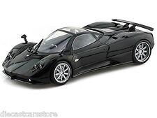 MOTORMAX PAGANI ZONDA F BLACK 1/18 DIECAST CAR 79159BK