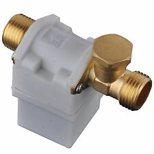 "DC 1/2"" New Electric Solenoid Valve For Water Air N/C Normally Closed DC 12V"