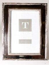 Two's Company - Silver Picture Frame - Photo Frame - Elegant and Classic Look