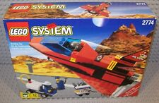 Lego Town Classic Town Airport 2774 Airshow RED TIGER  NEW Sealed