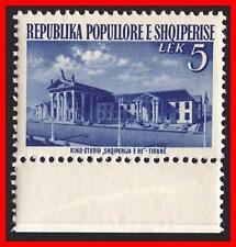 ALBANIA 1953 MOTION PICTURE STUDIO SC#495 MNH  (E15)