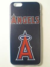 MLB Los Angeles Angels of Anaheim Apple iPhone 6 Plastic One-Piece Slim Case