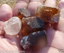WoW Beautiful 455 carat full of fire imperial topaz crystal lot from Pakistan
