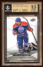 BGS 9.5 RYAN NUGENT-HOPKINS 2011-12 UD YOUNG GUNS ROOKIE RC SP  OILERS SUPERSTAR