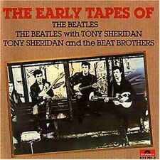 Beatles Early tapes of the Beatles, Tony Sheridan & the Beat Brothers [CD]