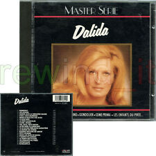DALIDA RARE SAME CD MASTER SERIE FRANCE - OUT OF PRINT
