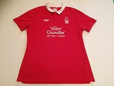 Nottingham Forest 2011-12 Home *Ladies* Shirt 14 (FFS000416)