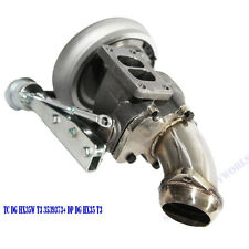 "HX35W 3539373 Diesel Turbo+3""Outlet Elbow for 96-98 Dodge RAM 6BT 5.9L Manual T3"