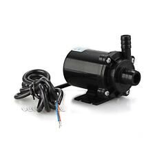 12V DC Submersible Water Pump for Aquarium Fish Tank Garden Fountain Pond Pool