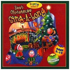 Best Christmas Sing-A-Long Various Artists MUSIC CD
