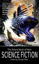 The Solaris Book of New Science Fiction, Vol. 1-ExLibrary