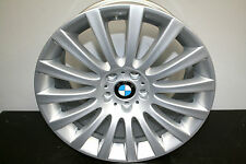 "1 x Genuine Original BMW 235 Styling 19"" alloy wheel 5er 7er GT F01 F07 9.5J"