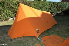 British Army - Military - 1985 Vango Force Ten Mk 2 L/W Drop back vintage Tent