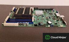 Supermicro X9SRW-F Motherboard, LGA2011 socket, 8 x DDR3, SATA, W/ Heat Sink