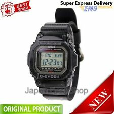 Casio GW-S5600-1JF G-SHOCK Tough Solar Radio Multiband 6 - Carbon Fiber Band