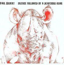 Paul Gilbert Silence Followed by a Deafening Roar CD
