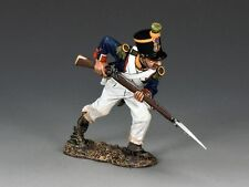 KING AND COUNTRY NAP FRENCH VOLTIGEUR CHARGING-BAYONET NA280 MILITARY 1.30 scale
