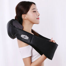 Massage Pillow Shiatsu Kneading Neck Shoulder Body Massager With Heat