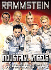 Rammstein - Industrial Angels New DVD Sealed w/Free Shipping!