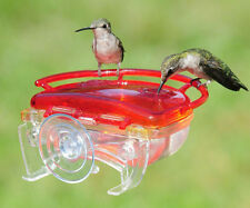 Window Hummingbird Feeder Suction Cup Mount American Made USA