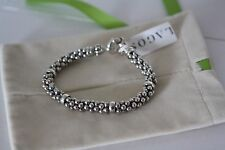 LAGOS Sterling Silver Caviar collection Bracelet NWT