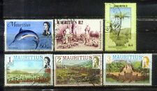 Mauritius Nice Stamps Small Lot  2