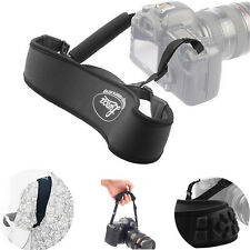 Adjustable Massage Camera Shoulder Neck Strap Belt Sling For SLR DSLR Canon New