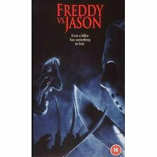 Freddy vs Jason 2004  Robert Englund, Ken Kirzinger, Kelly Rowland NEW UK R2 DVD