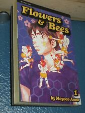 Flowers and Bees 1 by Moyoco Anno - *FREE SHIPPING* MANGA 1569319782