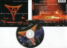 """Irmin SCHMIDT & KUMO """"Masters of confusion"""" (CD) 2000"""