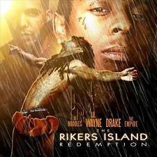 Lil Wayne Drake - Rikers Island Redemption - New Factory Sealed CD