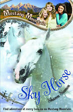 Sky Horse (Mustang Mountain), Sharon Siamon, New Book