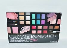 VICTORIA'S SECRET~HUGE MIRRORED ESSENTIAL ULTIMATE BOMBSHELL MAKEUP KIT $209 NWT