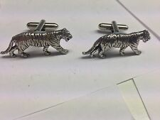 Tiger PP-A09  Fine English Pewter Cufflinks