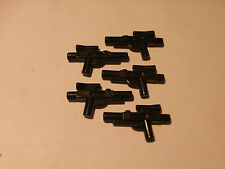 LEGO STAR WARS MEDIUM BLASTERS x 5 - IDEAL FOR CLONES OR DROIDS