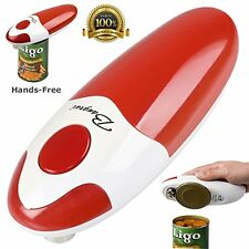 BangRui hands-free fast and secure smooth edge automatic electric can opener ...